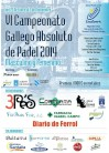 Campeonato Gallego Absoluto: Cartel