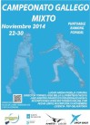 Campeonato Gallego Mixto: Cartel